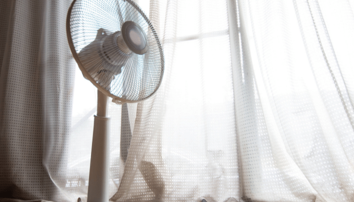 The Whir of Slumber: Fan Noise for Sleep