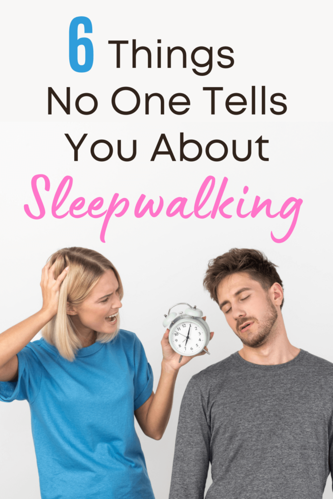 6 Things to Know about Sleepwalking in Kids
