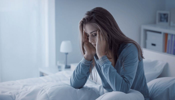 ShutEye sleep hygiene tips Don't bring the problem to the bed