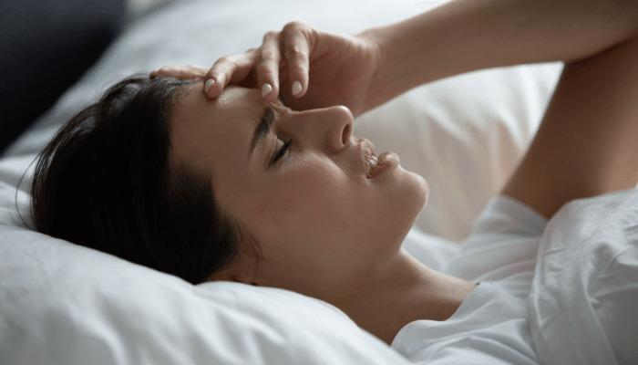 ShutEye sleep hygiene tips Don't try to fall asleep