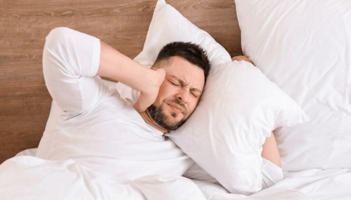 ShutEye sleep hygiene tips Ensure a quiet sleep environment