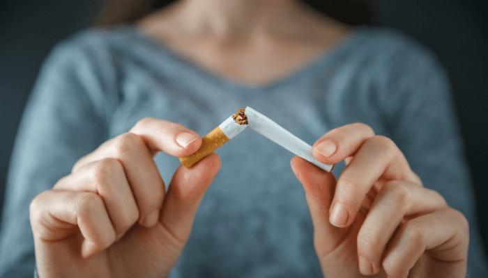 ShutEye sleep hygiene tips Quit smoking
