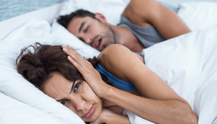 ShutEye how to stop snoring while sleeping