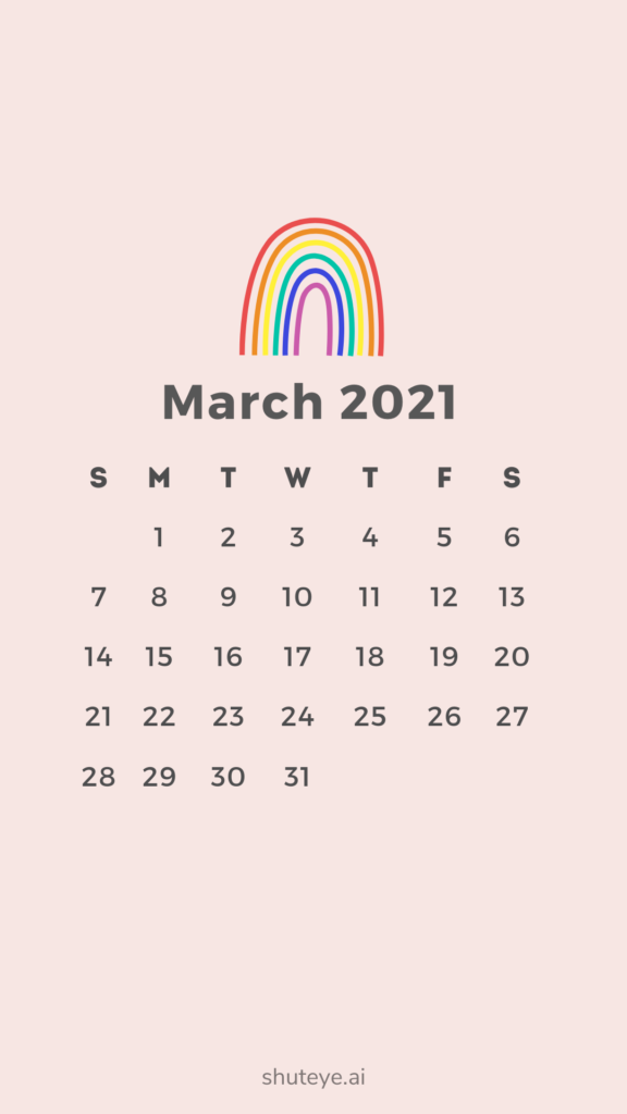 March Calendar 2021   Free Printable Calendars
