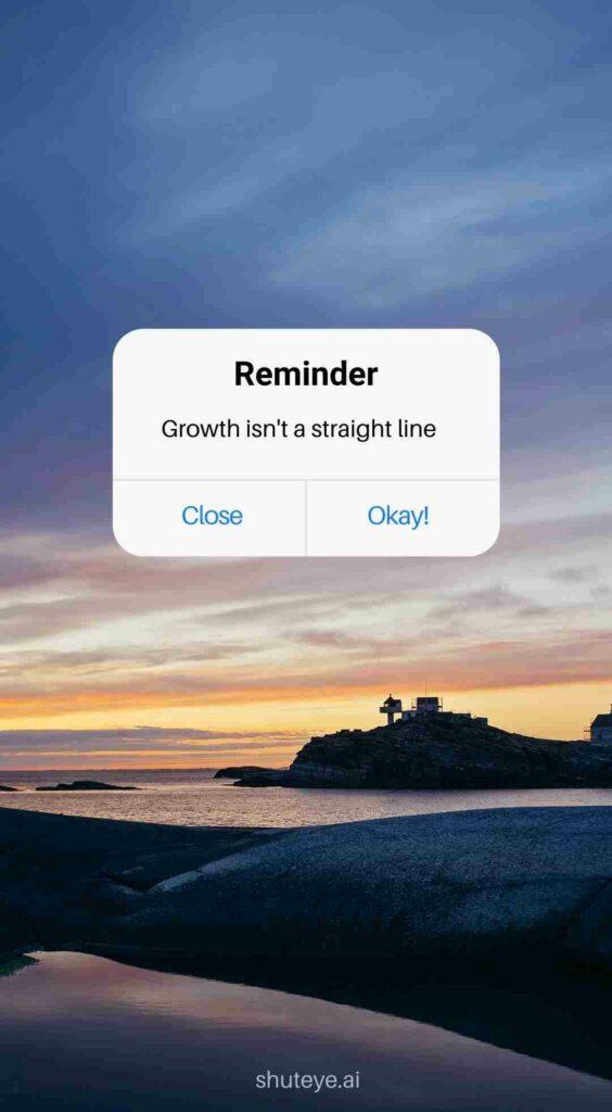 ShutEye reminder wallpapers reminder image free