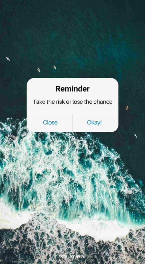 ShutEye reminder wallpapers image reminder