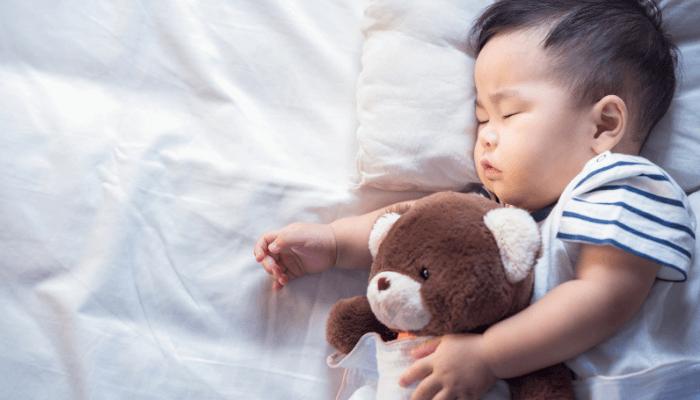How to help baby sleep at night?