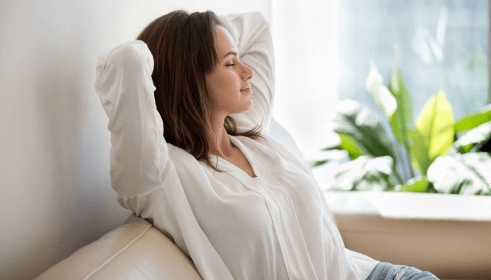 ShutEye ways to clam down before bed Slow Down
