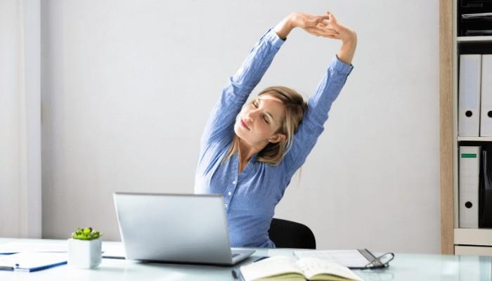 ShutEye ways to clam down before bed Stretching