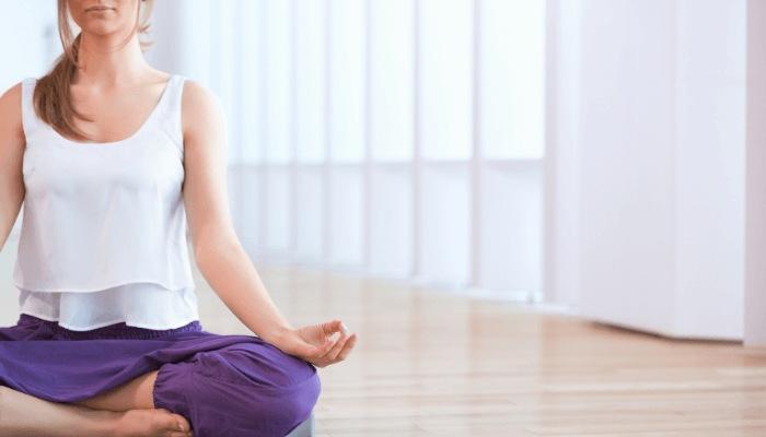 ShutEye ways to clam down before bed Yoga