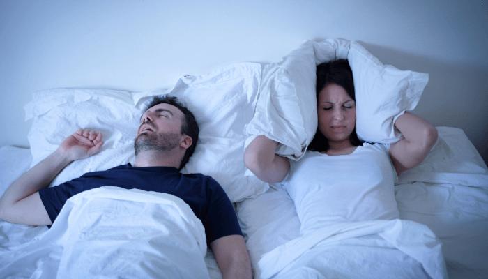 What causes sleep apnea?