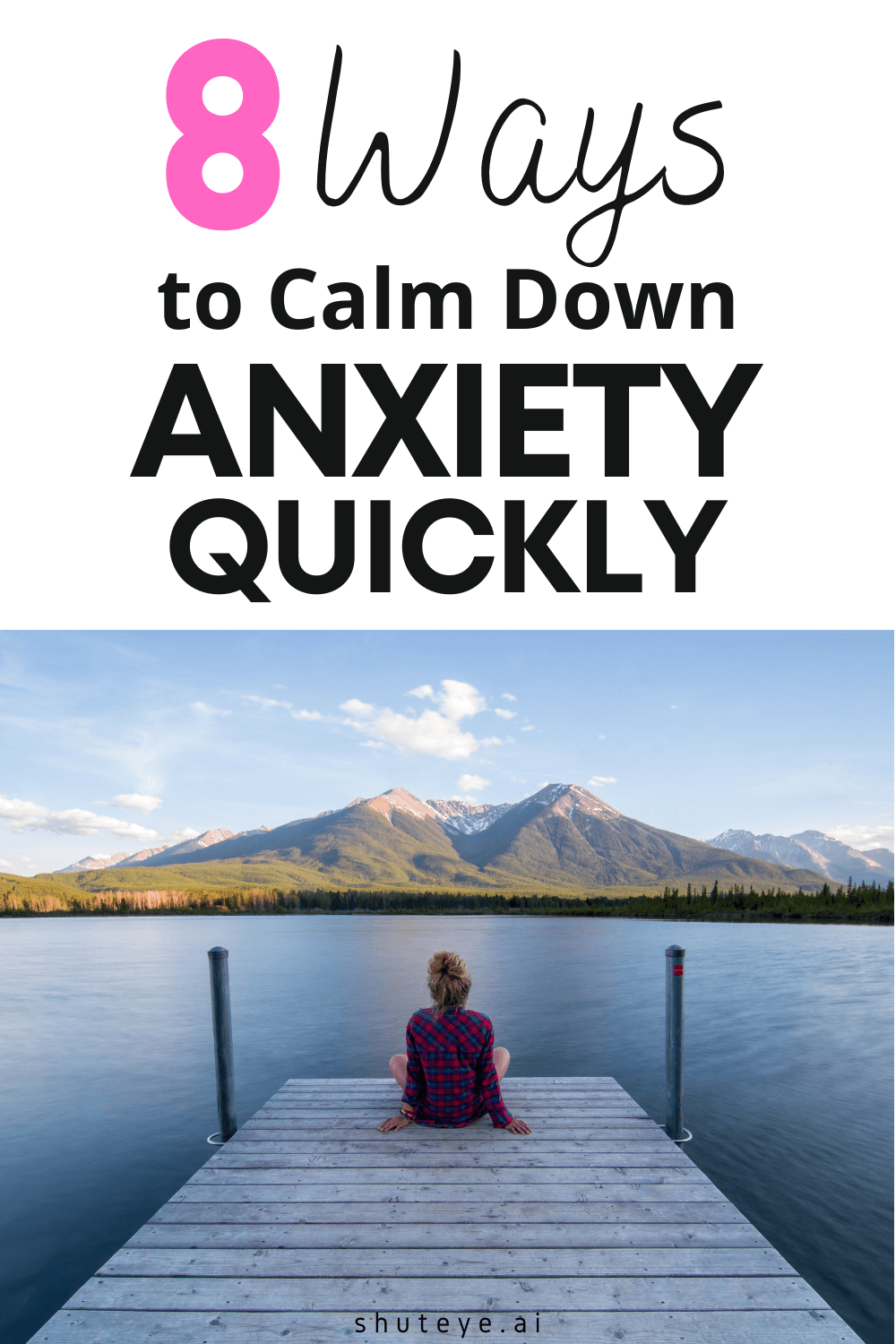 How to Calm Down Anxiety Quickly? 8 Ways Here!