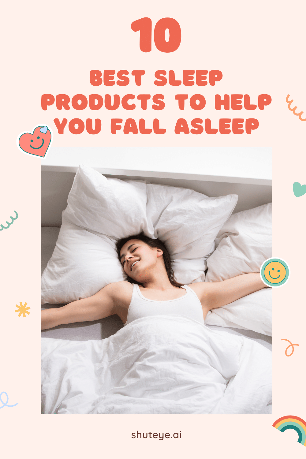 10 Best Sleep Products to Help You Fall Asleep Faster in 2021
