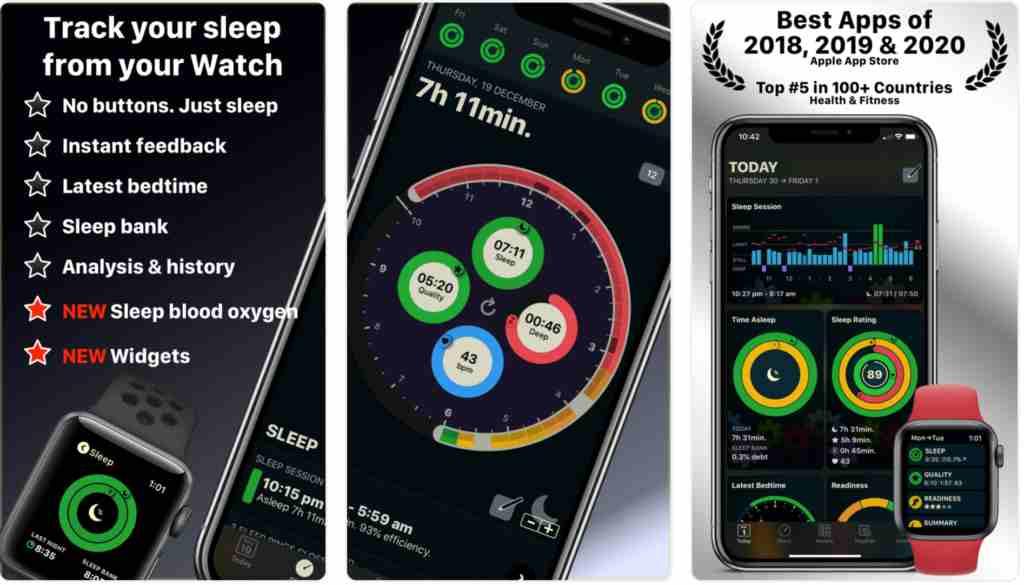 ShutEye best free apps for sleep tracking autosleep
