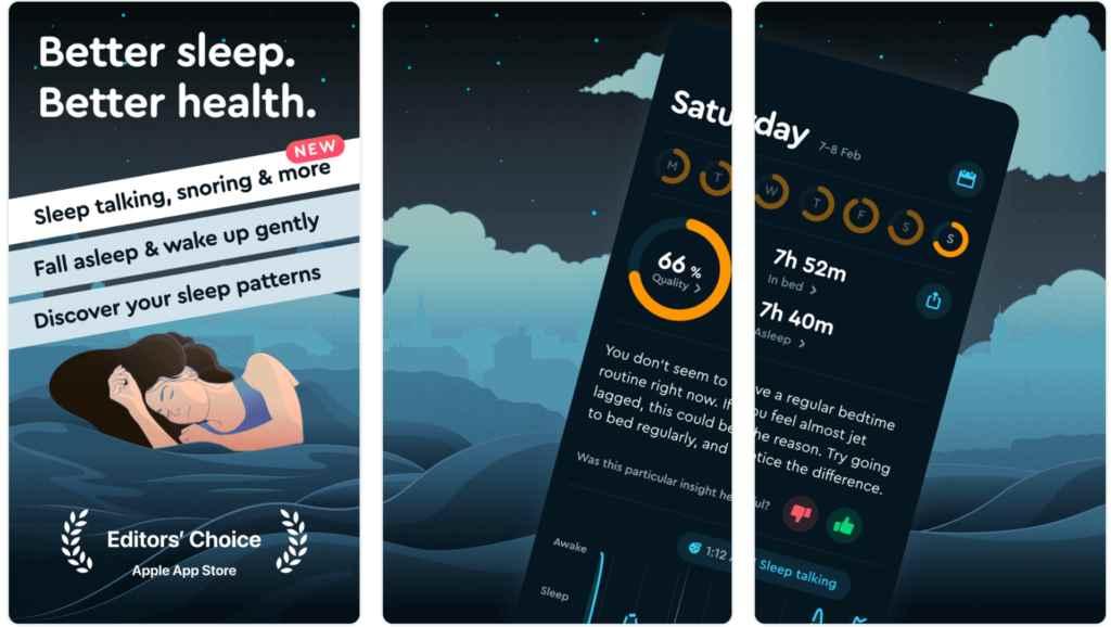 ShutEye best free apps for sleep tracking sleep cycle