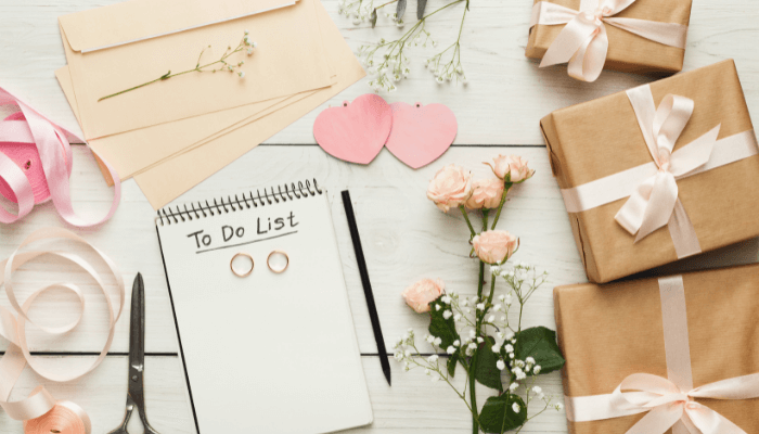 Dream of the wedding you're planning for