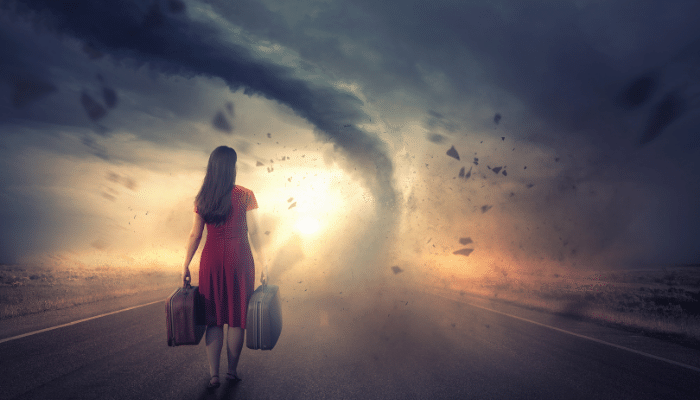 What Does It Mean If You Dream about Tornado