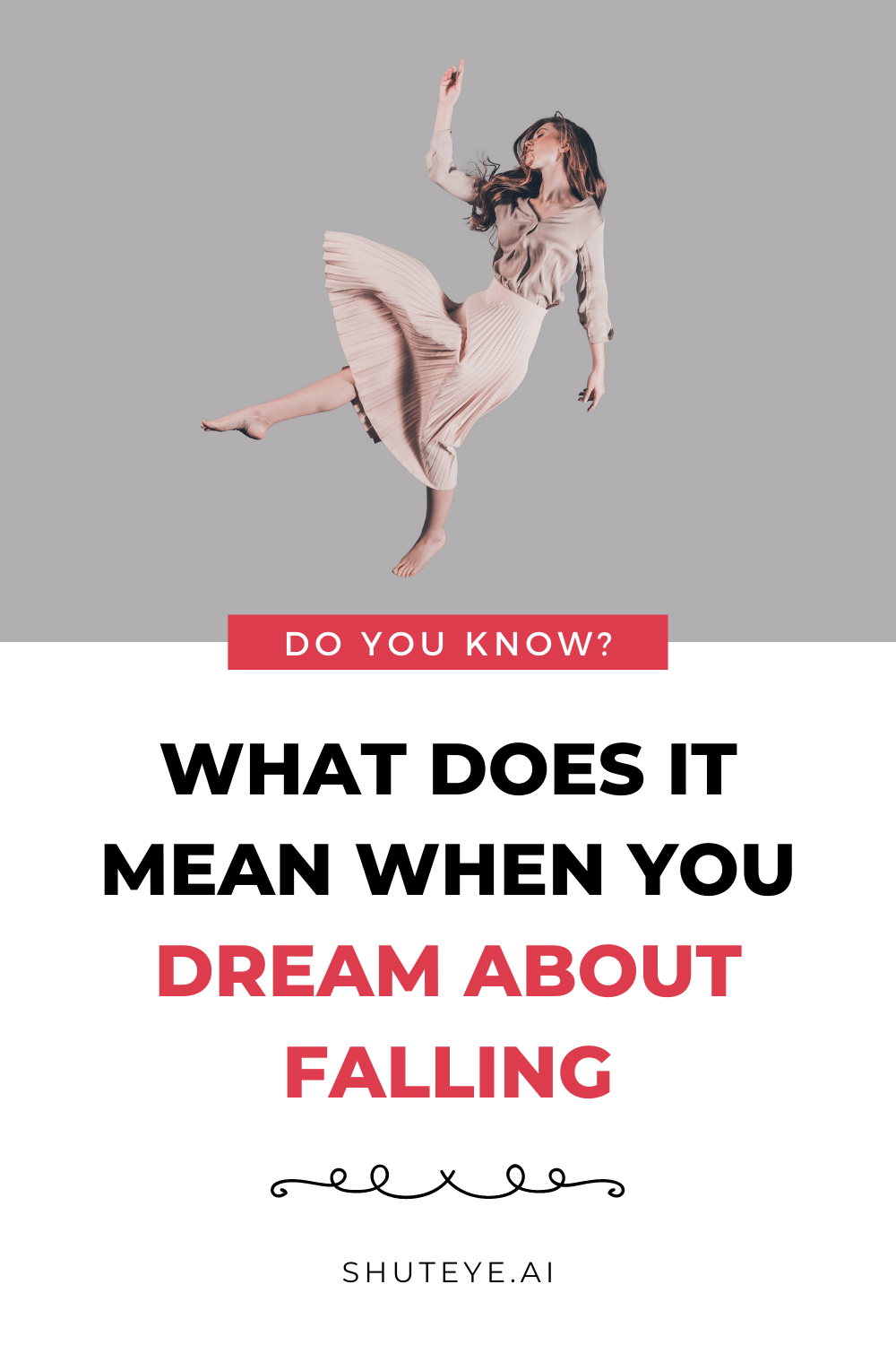 What Does It Mean When You Dream about Falling