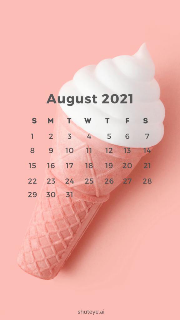 Printable August Calendar 2021 | Free Printable Calendars