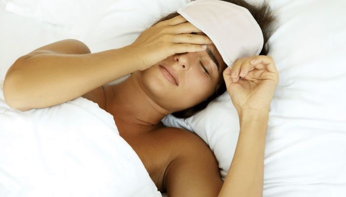 Why do I sweat during sleep?