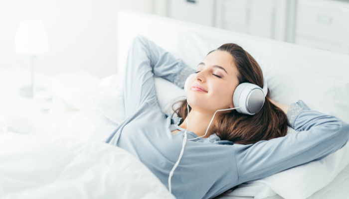 Why is meditation music good for your sleep?