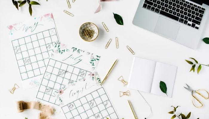 ShutEye Printable Monthly Calendar Free | Calendar for 2021