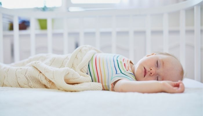 ShutEye baby kicking off blankets how to stop