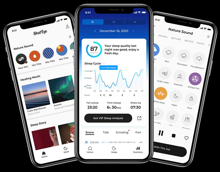 ShutEye best sleep tracking app