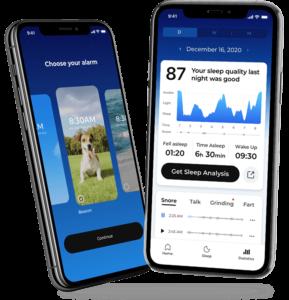 ShutEye best sleep tracking app sleep recordings