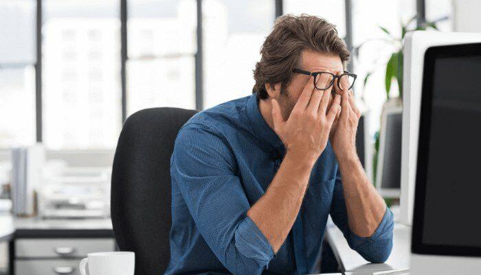 ShutEye insomnia causes Acute stress