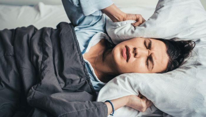 ShutEye insomnia causes Environment