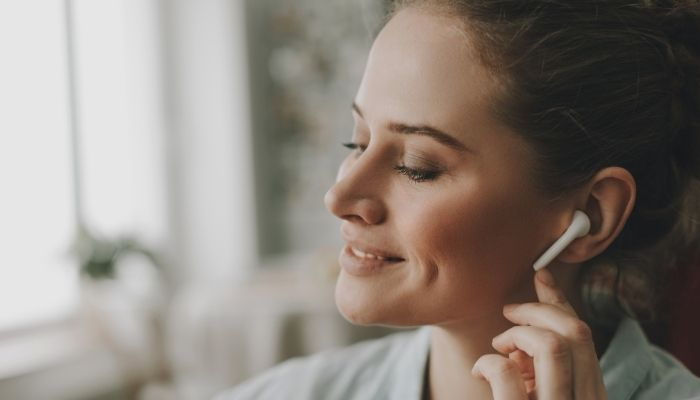 ShutEye is sleeping with earbuds bad for health earplugs