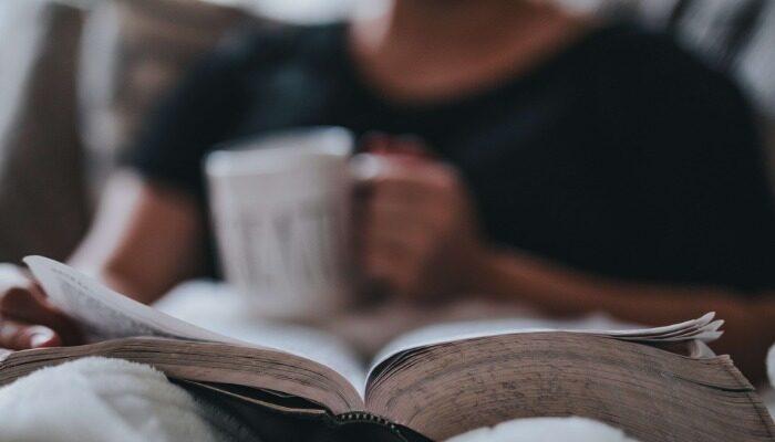 ShutEye sleep better tips Read a Book Before Bed