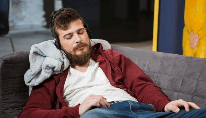 ShutEye sleep better tips Sleep with Relaxing Sounds