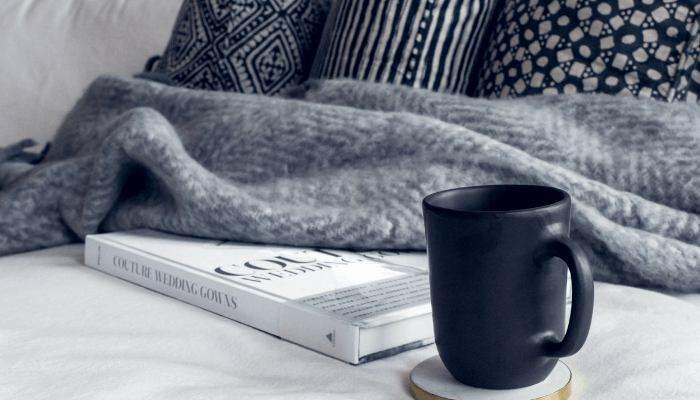 ShutEye sleep better tips Use a Weighted Blanket