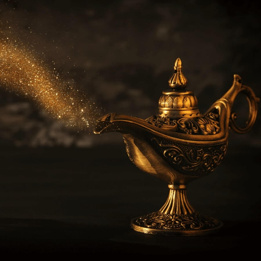 ShutEye sleep stories Aladdin the Magic Lamp