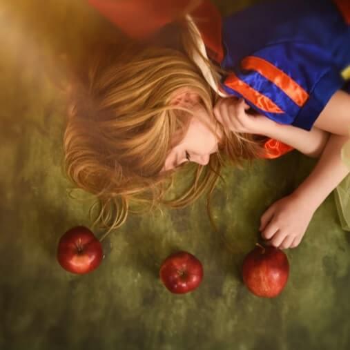 ShutEye sleep stories Snow White