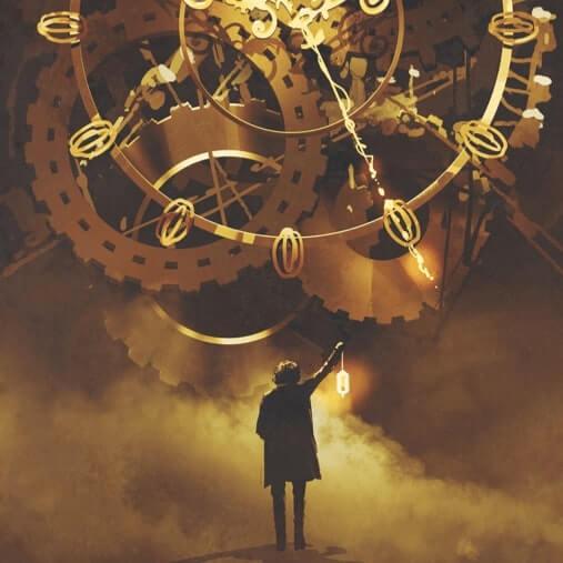 ShutEye sleep stories The Time Machine