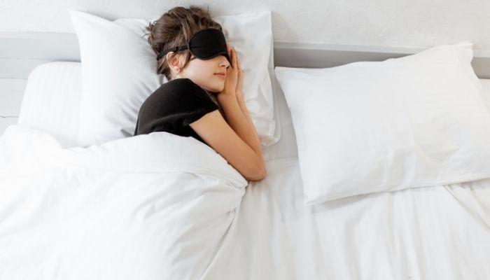 ShutEye stop mouth breathing while sleeping tips noise breathing Change sleep position