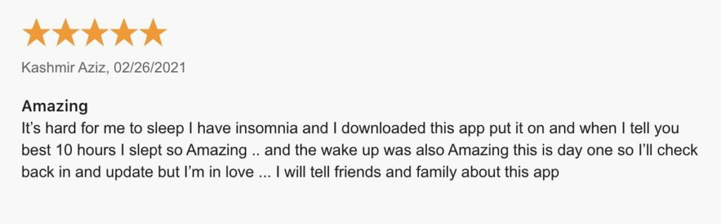 ShutEye App Reviews