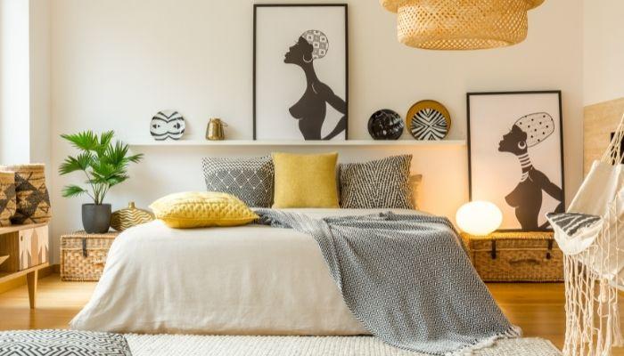 create a perfect bedroom environment for deep sleep