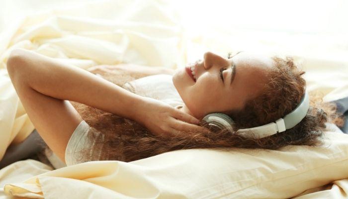 Shuteye sleep with headphones dangerous tips