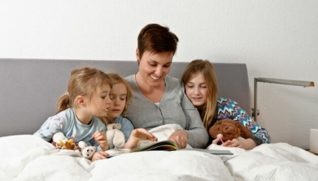 Why bedtime stories for children are important?