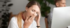 How to fix circadian rhythm disorder?
