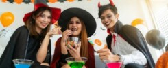 ShutEye How to stay healthy during Halloween party