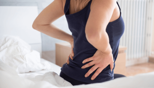 What's the Best Sleeping Position for Back Pain?